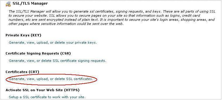 certificate text